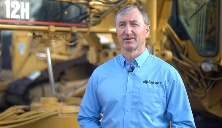 Michel Allan, President of Pioneer Equipment Rental, Recommends Record360