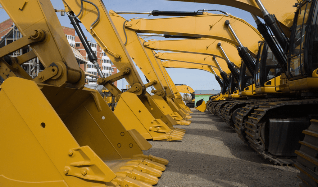 Heavy Equipment - Protect Assets with Inspection Software